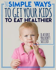 30 Healthy Food Habits To Share With Your Kids Healthy Food Habits, Healthy Meals For Kids, Kids Meals, Healthy Snacks, Healthy Eating, Healthy Recipes, Clean Eating, Toddler Meals, Toddler Food