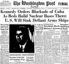 Century History: October Cuban Missile Crisis, First Casualty in Vietnam, Sarte Wins And Declines Nobel Prize Newspaper Headlines, Nuclear War, Space Race, World History, Cuba History, History Pics, Nobel Prize, Teaching Materials, The Washington Post
