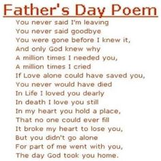 happy fathers day quotes death