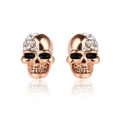 Mens Women 2pc Punk Stainless Steel Huggie Hoop Hinged Snap Earrings SSHE 027 S