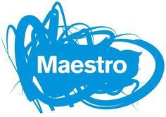 Maestro music sharing social networking site logo