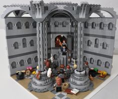"LEGO: Harry Potter ""Room of Requirement"" ~The hideout added an eighth passage into Hogsmeade, connected to the Hog's Head Pub. This advantage allowed Harry, Ron and Hermione to re-enter Hogwarts."