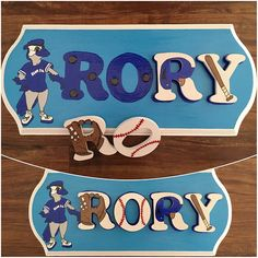 Learn To Spell, Name Puzzle, Toronto Blue Jays, Kids Learning, Just For You, Names, Hand Painted, Lettering, Fresh