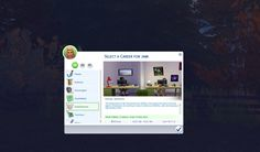 Social Services Career by missmani09 at Mod The Sims • Sims 4 Updates