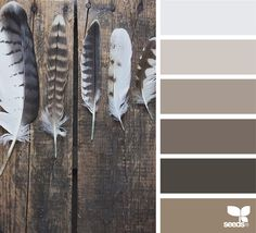 { rustic tones } image via: @julie_audet - voor meer kleur inspiratie kijk ook eens op http://www.wonenonline.nl/interieur-inrichten/interieur-kleur/