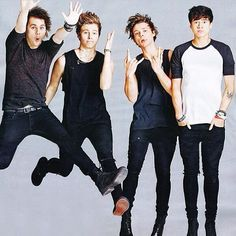 Who's your favorite???? Follow and I follow back! Join my 5sos board :)