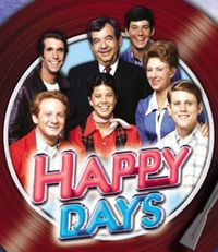 childhood t.v. shows.  8:00 Tuesday night,then LaVerne and Shirley and all the boys at school had to pretend to be Fonzie.