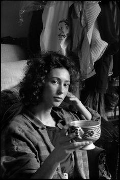 Henri Cartier-Bresson, L'actrice Catherine Erhardy, 1987. © Henri Cartier-Bresson/Magnum Photos.