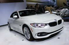 2014 BMW 4-Series Convertible: $49,675 Gets You 3+1 In The Sun: Live Photos