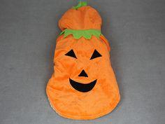 Dog Clothes - Halloween Cute pumpkin Coat(WSJ-01) Wholesale Dog Clothing,Dog clothes,Dog clothing,Cheap dog clothes,Dog Collar,Dog Leash,Dog apparel,Dog bed, Dog shoes,vetement chien,manteau pour chien DogDug.com