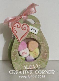 Alex's Creative Corner: Curvy Keepsake Valentine's Treat