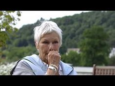 Dame Judi Dench reflects on her film career and love of Scotland - YouTube