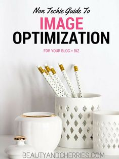 Non-Techie Guide To Image Optimization| USEFUL round up of the most important things you have to do in EVERY IMAGE to benefit your blog. PIN THIS for reference or Click Through to read it now.