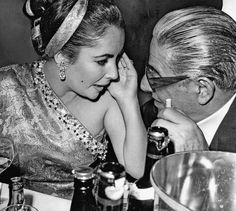 With Onassis