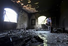 Hillary's Legacy!  Benghazi, Libya, deteriorating into security nightmare - Washington Times