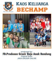 Grosir Kaos Anak Murah Bandung,Kaos Keluarga Muslim