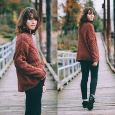"lookbookdotnu: ""Last of Fall (by Tonya S.) """
