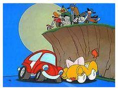 ::: InfanTv ::: - Carangos e Motocas (Wheelie and The Chopper Bunch - 1974)