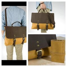 Attention for the guys, it's time to shine with our two tone cowhide genuine leather messenger bag. With only $250 and free shipping, the bag can be yours!   Check stores.ebay.com/shopatever for more details.