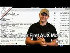 Making Your First AUX Module, Part 1 - Metasploit Minute - YouTube