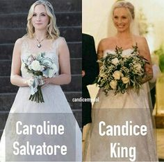 Vampire Diaries Series Finale, Vampire Diaries Damon, Vampire Diaries The Originals, Vampire Daries, Female Vampire, Klaus And Caroline, Caroline Forbes, Frases Tvd, The Vampires Diaries