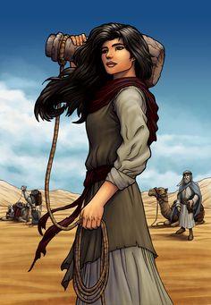 Rebekah: The Watergirl by ~eikonik on deviantART