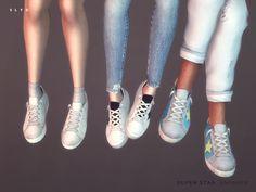 SLYD's Super Star Sneakers