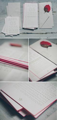 letterpress wedding stationary Wedding Stationary, Letterpress, Cards, Paper, Creative Ideas, Nice Asses, Wedding Stationery, Letterpress Printing, Letterpresses
