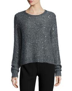 DKNY Embellished sweater