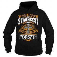FORSYTH FORSYTHYEAR FORSYTHBIRTHDAY FORSYTHHOODIE FORSYTH NAME FORSYTHHOODIES  TSHIRT FOR YOU