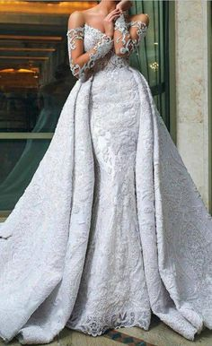 Wedding Dress Black, African Wedding Dress, Long Wedding Dresses, Bridal Dresses, Wedding Gowns, Wedding Bride, Lace Wedding, Wedding Skirt, Modest Wedding