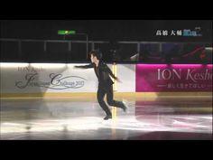 2013 JSC Daisuke Takahashi - YouTube