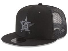6bf7d04a0354fc Houston Astros New Era Snapback, Snapback Hats Astros Flat Billed Hat