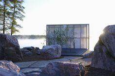Stavbu navrhlo architektonické studio gh3 designs z Kanadského Toronta.  Foto: gh3 designs