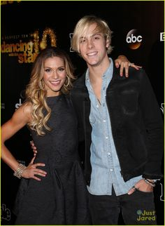 Riker lynch body after dancing with the stars | riker lynch allison holker dwts 10th party 09
