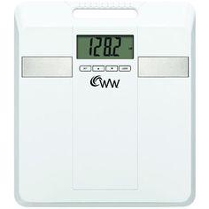 Weight Watchers WW405Y Body Analysis Precision Bath Scale