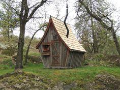 Tonnendach Gartenhaus | moderne Gartenhäuser | Pinterest ...