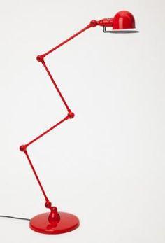 Jielde Signal ZigZag 4 arm desk light