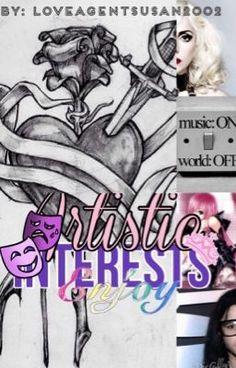 Artistic Interests - Le Contest! #wattpad #random