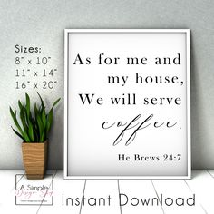 Bar Quotes, Sign Quotes, Coffee Bar Signs, Coffee Bars, Coffee Coffee, Coffee Time, Coffee Shop, Printable Quotes, Printable Wall Art