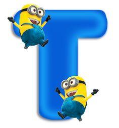 Minion Birthday, Minion Party, Easter Garden, Minnie Png, Teaching The Alphabet, Birthday Frames, Snoopy Love, Alphabet Art, Disney Cars
