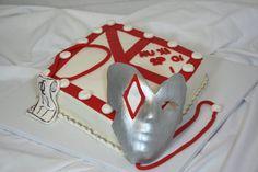 Kappa Alpha Psi Custom Grooms Cake