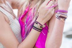 Pura Vida Silver & Platinum Bracelets 42-47% off on #sheSTEALS