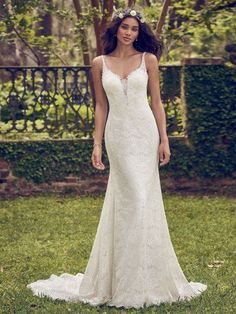 Maggie Sottero Wedding Dress Dorian 8MS563 Main