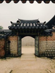 #seoul #korea my first time visiting 경복궁. | 東京少女の日常物語。 | VSCO Grid