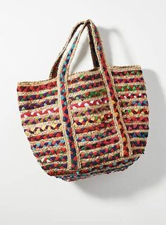 Shop the Look from The Lovelies on ShopStyleLoving this tote! It just  screams summertime! I see this bag on the beach... Beach Tote BagsMy ... 47c7818877eab