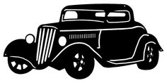 Hot Rod Black Laser Cut Out Silhouette Metal Sign Car Silhouette, Black Silhouette, Mountain Silhouette, Man Cave Garage, Laughing Dog, Book Folding Patterns, Marvel Wallpaper, Car Drawings, Dog Signs
