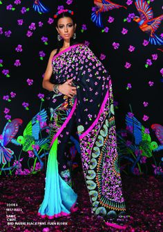 Manish Arora. Indian by Manish Arora S/S 13'. Indian Couture.