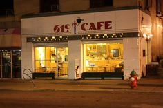 61C Cafe in Squirrel Hill of Pittsburgh, PA by iriskh, via Flickr ...