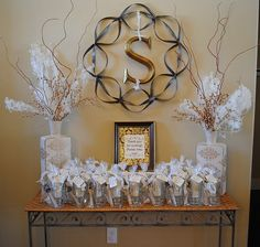 Rustic Glam Baby Shower!,Kara's Party Ideas